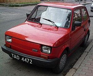 Polski Fiat - Polski Fiat 126p