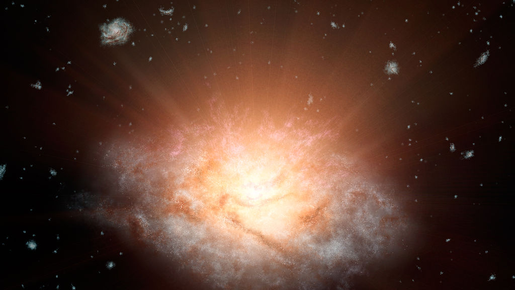 1024px-PIA19339-MostLuminousGalaxy-WISE-J224607 - WISE J224607.57-052635.0 - Science and Research