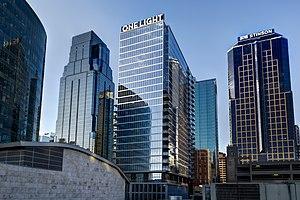 Kansas City Power & Light District - One Light Luxury Apartments