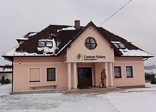 Łączka, Silesian Voivodeship Village in Silesian Voivodeship, Poland