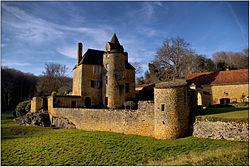 PROISSANS (Dordogne) - Manoir du Cluzeau.jpg
