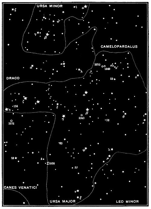 PSM V47 D814 Wonders of the night sky map 26.jpg