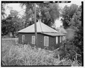 PYRAMID COTTAGE, EXTERIOR NORTH. - 303 Third Street (House), Thomas, Jefferson County, AL HAER ALA,37-THOS,4-6.tif