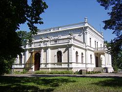 Pałac w Aleksandrowie Kujawskim (Clerk).JPG