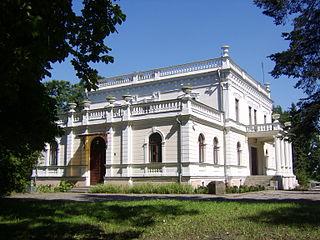 Aleksandrów Kujawski Place in Kuyavian-Pomeranian Voivodeship, Poland