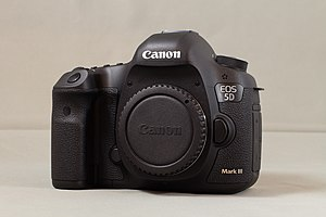 Canon EOS 5D Mark III - Wikipedia