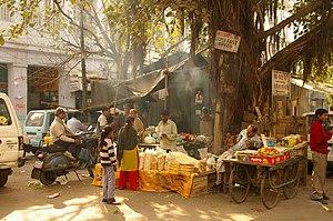 Paharganj - Main Bazaar, Paharganj, Delhi