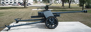 7.5 cm Pak 40 - German Pak 40 75 mm