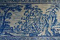 Tiles of Arena of Palaico do Grilo