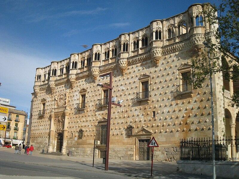 Archivo:Palacio del Infantado.jpg
