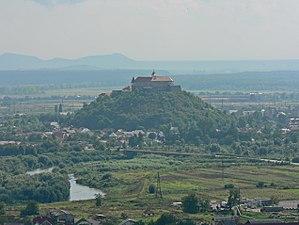 Palanok Castle - Image: Palanok