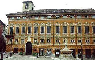 Novi Ligure - Image: Palazzo Delle Piane
