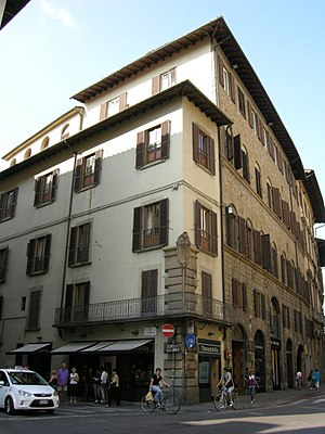 Palazzo Minerbetti - Palazzo Minerbetti