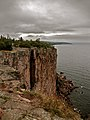 Palisade Head, North Shore of Lake Superior, Minnesota.JPG