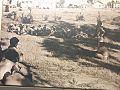 Palmach warriors near Beersheba Bedouin school,1948.jpg