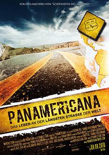 <i>Panamericana</i> (film) 2010 documentary film directed by Severin Frei and Jonas Frei