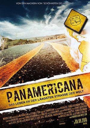 Panamericana (film) - Original movie poster