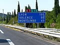 Panneau D61b E41 E42 autoroute A7 E15.jpg