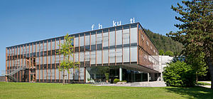 University of Applied Sciences Kufstein - The University of Applied Sciences Kufstein Campus