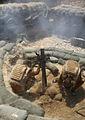 Paratroopers Firing a Mortar in Afghanistan MOD 45149839.jpg