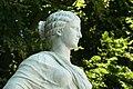 Parc de Versailles, demi-lune du bassin de Neptune, Faustine, Nicolas Frémery d'après l'antique 05.jpg