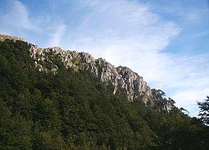 Pollino National Park - Image: Parco del Pollino 4