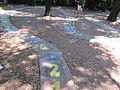 Parco di pinocchio, gioco dell'oca 01.JPG