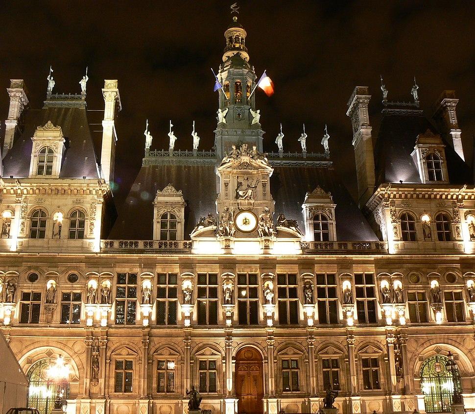 Paris-hoteldevilleh