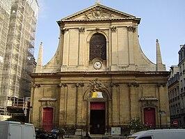 Basilica of Notre-Dame-des-Victoires, Paris
