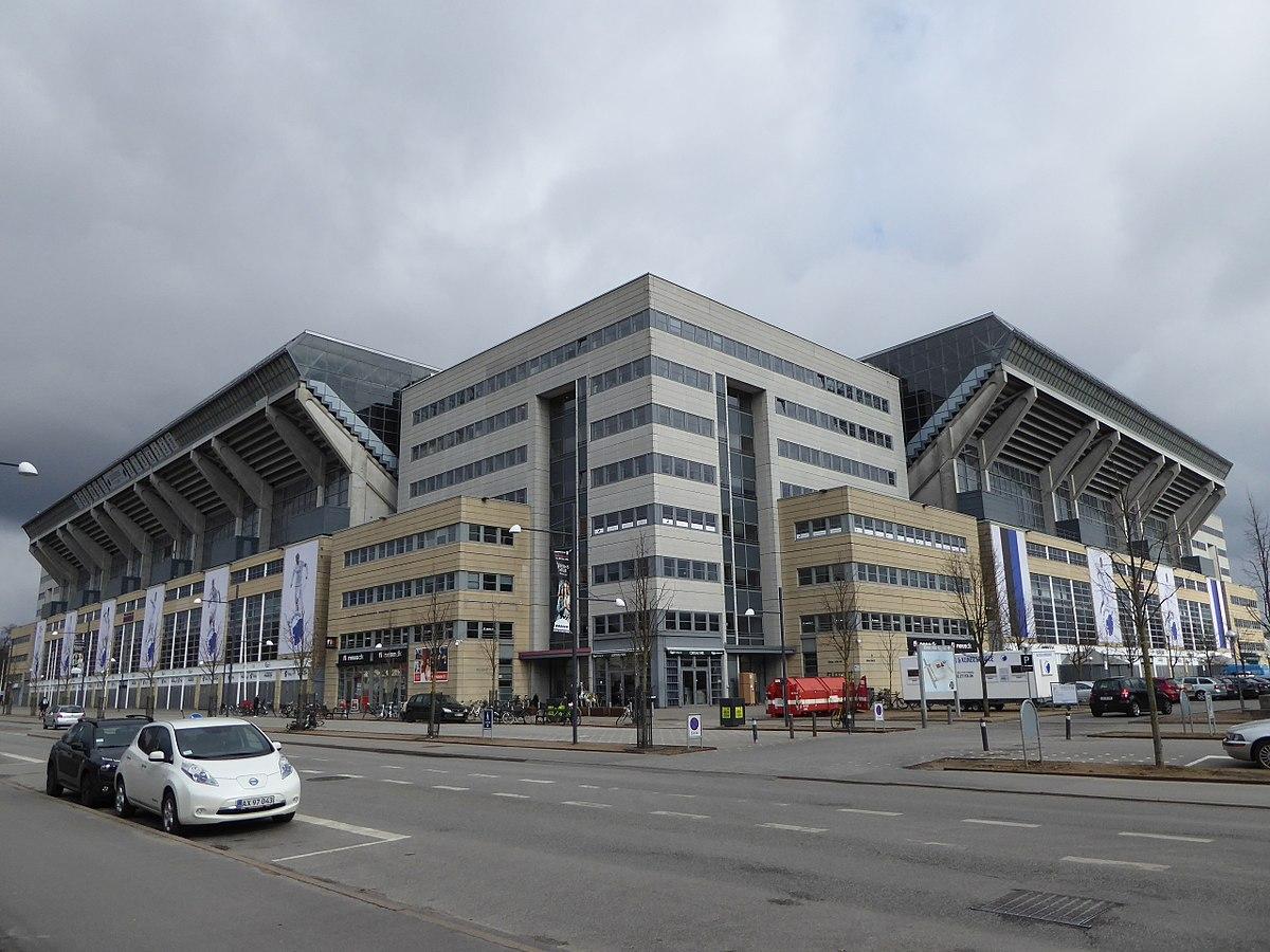 Parken Stadium - Wikipedia
