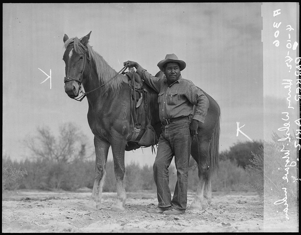File Parker Arizona Henry Welsh Mojave Indian And