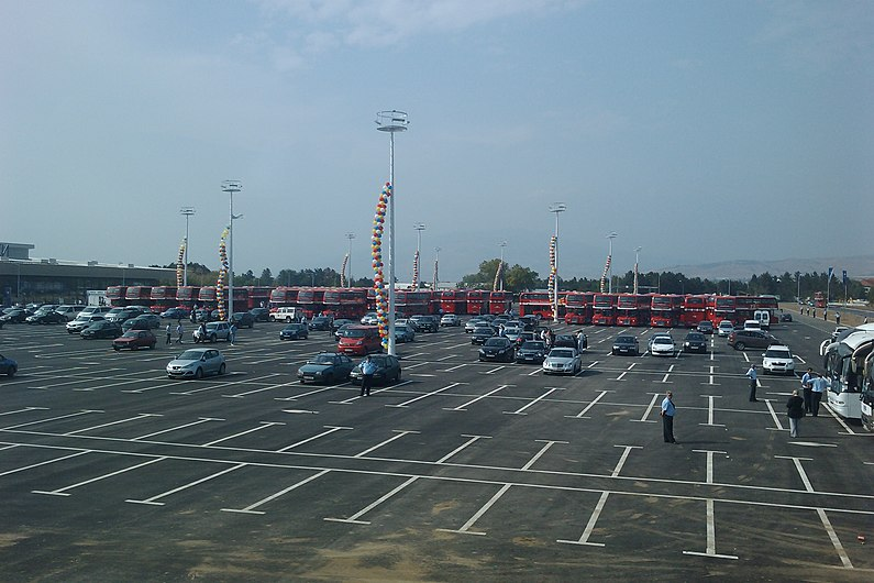 Parking skopje airport.jpg