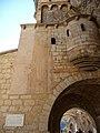 Parois décorées - chapelle Saint Michel à Rocamadour.JPG