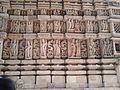 Parsvanatha Temple side 3 Khajuraho.jpg