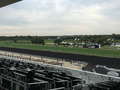 Part of the grandstand at Arlington International Racecourse, Chicago, Illinois.png