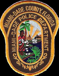 Miami-Dade Police Department County Police Department serving Miami-Dade County