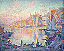 Paul Signac - The Port of Saint-Tropez - Google Art Project.jpg