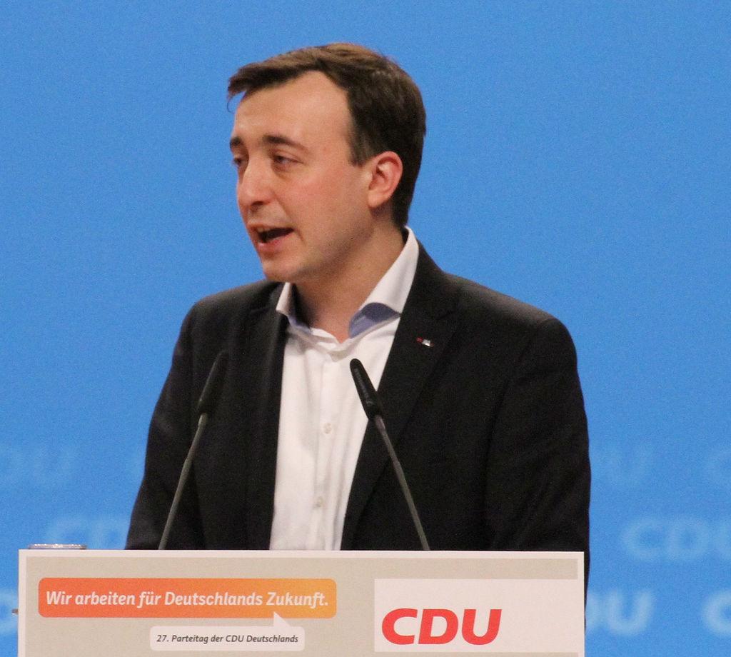 Paul Ziemiak CDU Parteitag 2014 by Olaf Kosinsky-6.jpg
