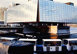 Québec Pavilion - The Quebec Pavilion in 1967