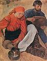 Peasants by Z.Serebriakova (1914, GRM).jpg