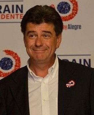 2013 Paraguayan general election - Image: Pedro Efraín Alegre Sasiain (cropped)