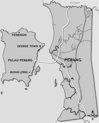 Ketuanan Melayu - During the early 1950s, there was an active Straits Chinese secessionist movement in Penang agitating against ketuanan Melayu.