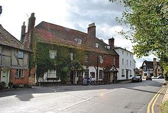 Penshurst - Image: Penshurst, 2012