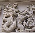 Pergamonmuseum - Antikensammlung - Pergamonaltar 22 detail.jpg
