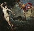 Perseo y Andrómeda, por Tiziano.jpg