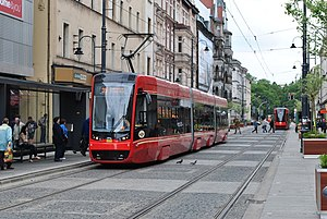 Pesa Twist Step Katowice 1