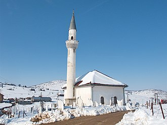 Pešter - Image: Pester Plateau in Serbia 9663.CR2