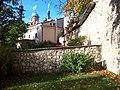 Petřín, dům č. p. 204, podél hradeb.jpg
