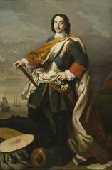 Peter I Ier empereur de Russie