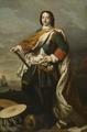 Peter I, 1672-1725, kejsare av Ryssland (Jacopo Amigoni) - Nationalmuseum - 35093.tif